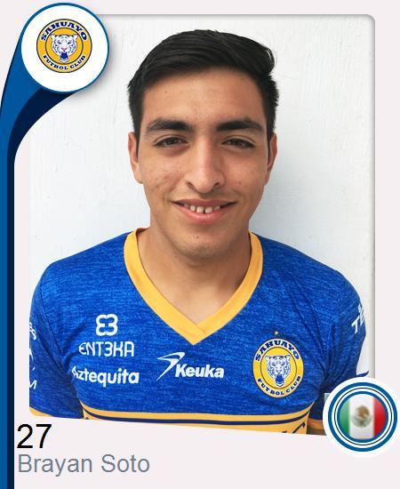Brayan Ulises Soto Perea