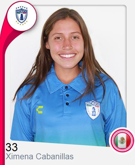 Ximena Guadalupe Cabanillas Márquez