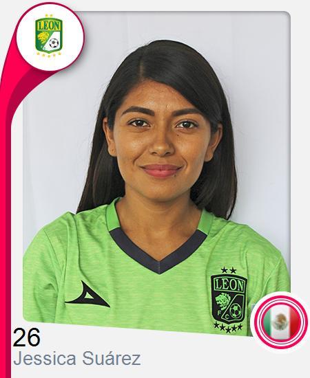Jessica Araceli Suárez Hernández