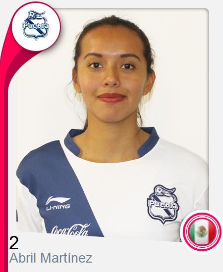 Abril Ariadna Martínez Ruíz