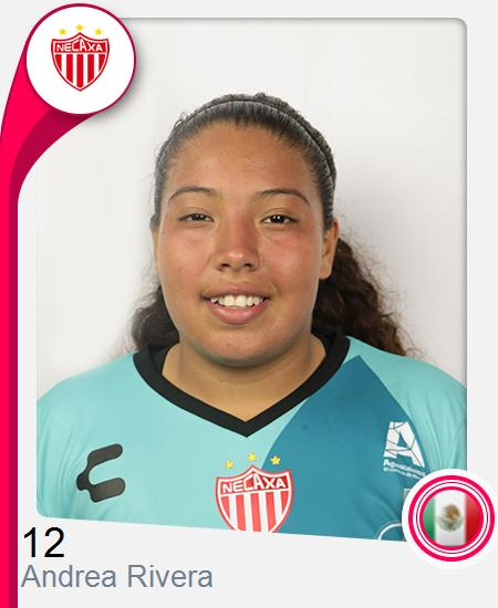 Andrea Paulina Rivera Ayala