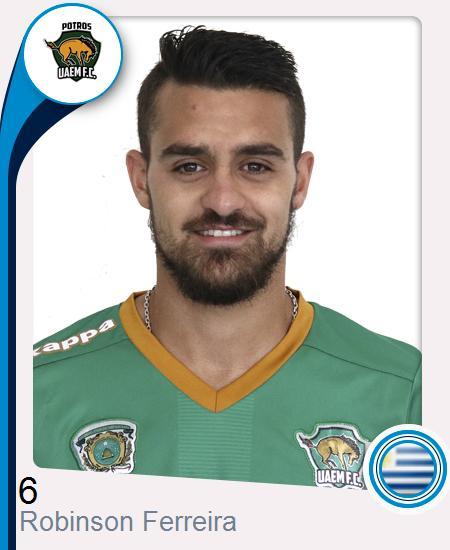 Robinson Martin Ferreira Garcia