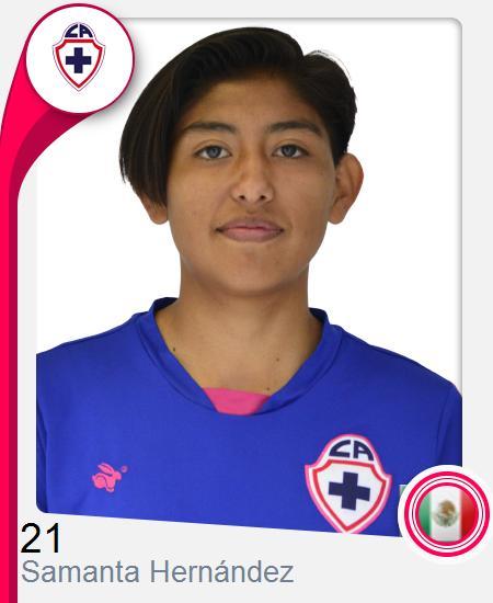 Samanta Hernández Vaca