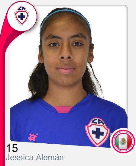 Jessica Yedid Alemán Hernández