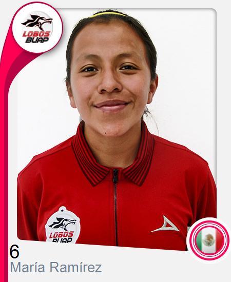 María Lourdes Ramírez López