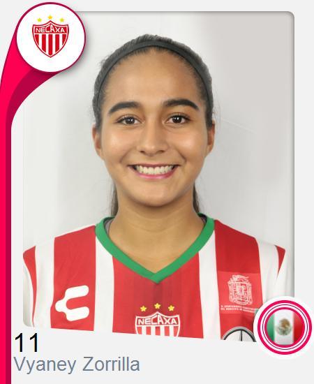 Vyaney Alejandra Zorrilla Galicia