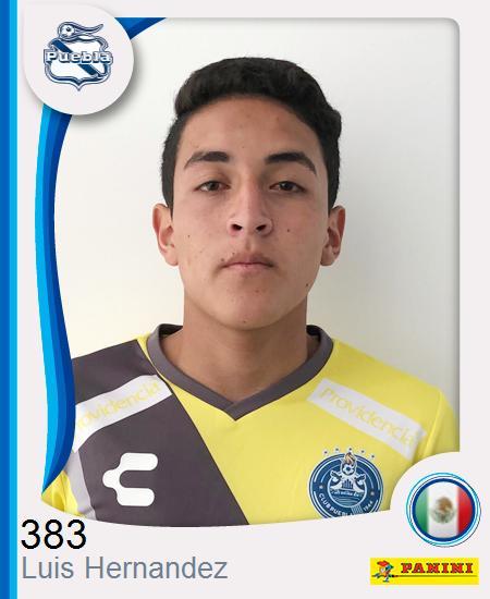 Luis Alfonso Hernández Mendoza