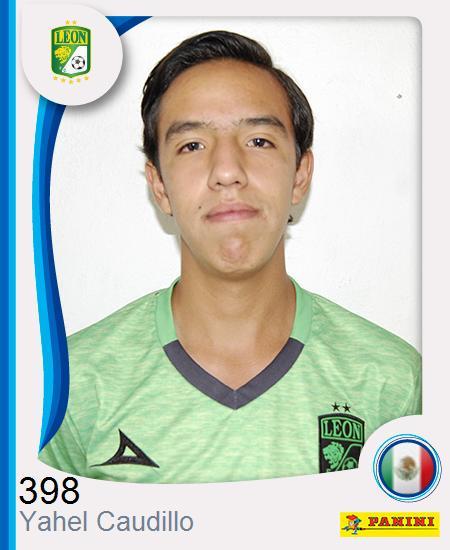 Yahel Caudillo