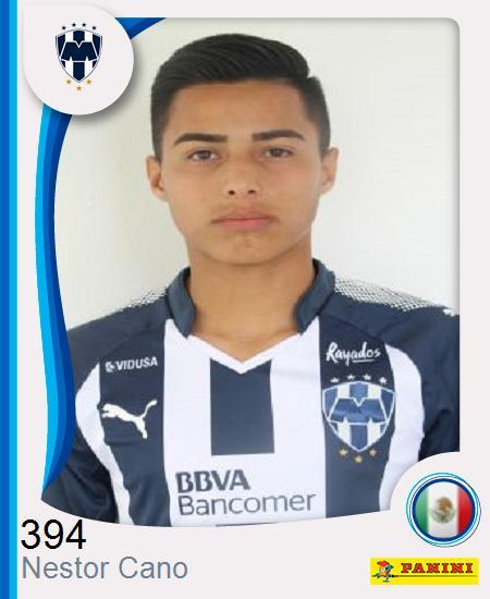 Néstor Yahir Cano Martínez