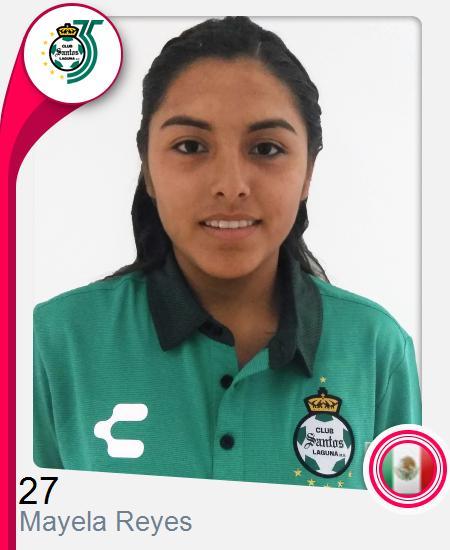 Mayela Reyes Hernández