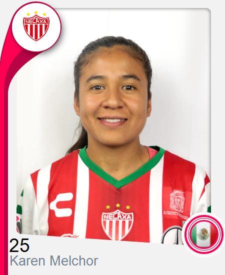 Karen Vianney Melchor Mejia