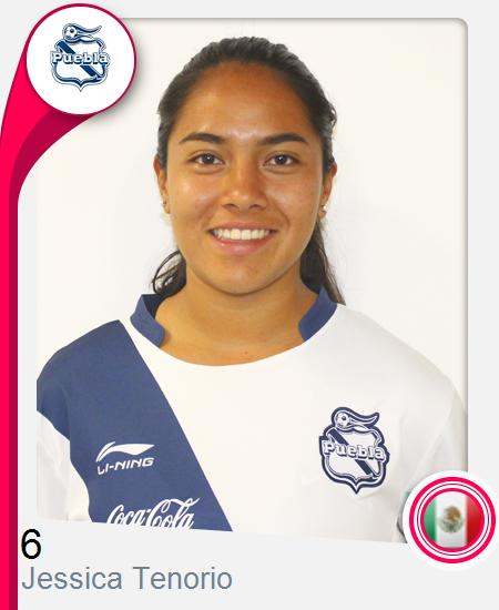 Jessica Tenorio