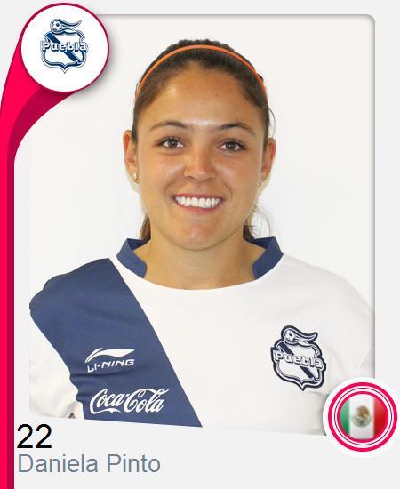 Daniela Pinto Arriaga