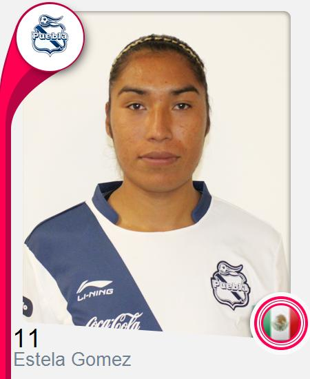 Estela Gomez Escamilla