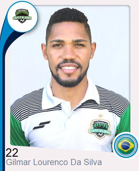 Gilmar Lourenco Da Silva