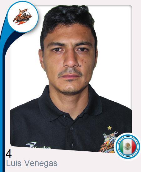 Luis Gerardo Venegas Zumarán