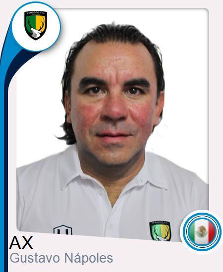 Gustavo Nápoles Monteón