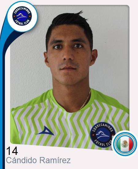 Cándido Saúl Ramírez Montes