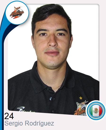 Sergio Alfonso Rodríguez Aguilera