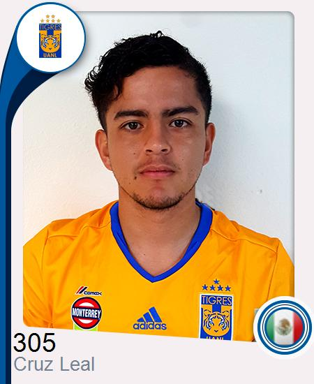 Cruz Javier Alejandro Leal Ruíz