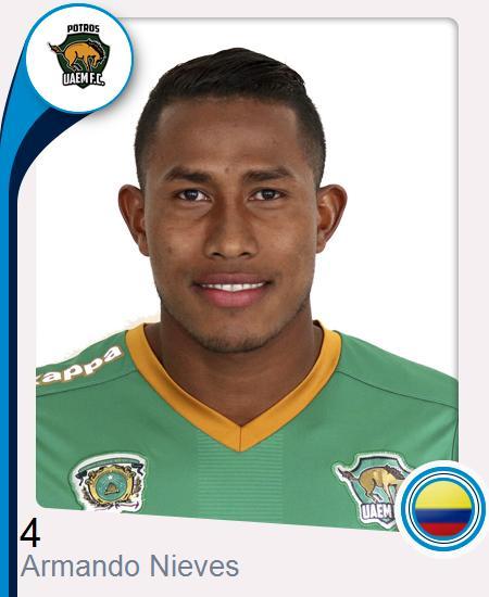 Armando José Nieves Vargas