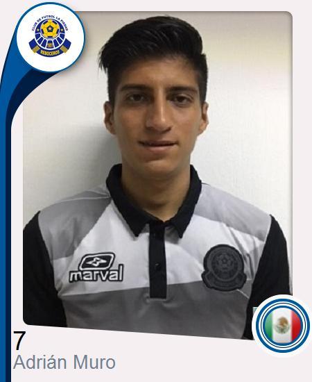 Adrián Misael Muro Hernández