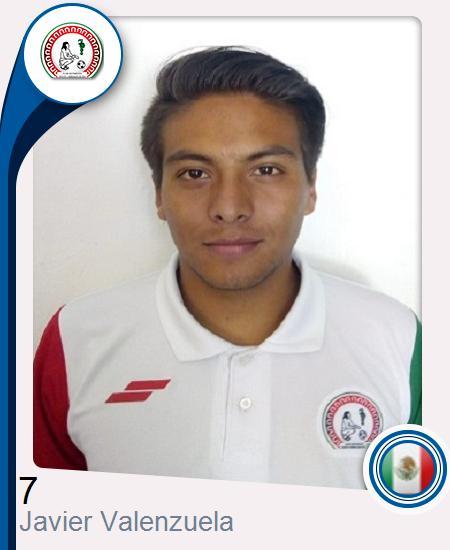 Javier Valenzuela Becerra