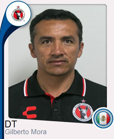 Gilberto Mora Olayo