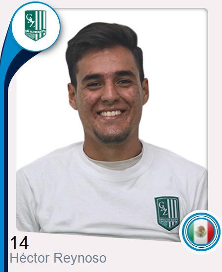 Héctor Reynoso Ávila