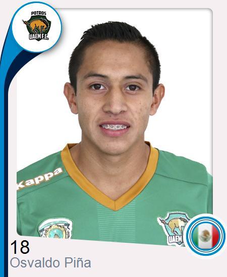 Osvaldo Piña Martínez