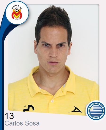 Carlos Sebastián Sosa Silva