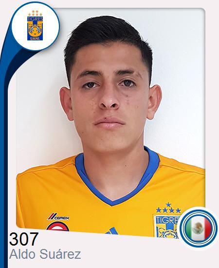 Aldo Jessael Suárez Vargas
