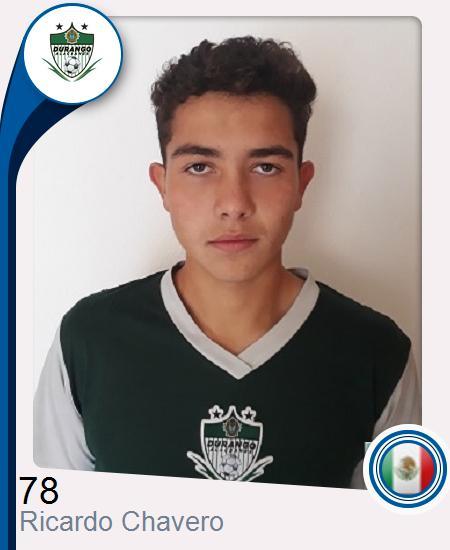 Ricardo Chavero Aceves