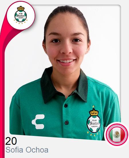 Sofía Melissa Ochoa Tello