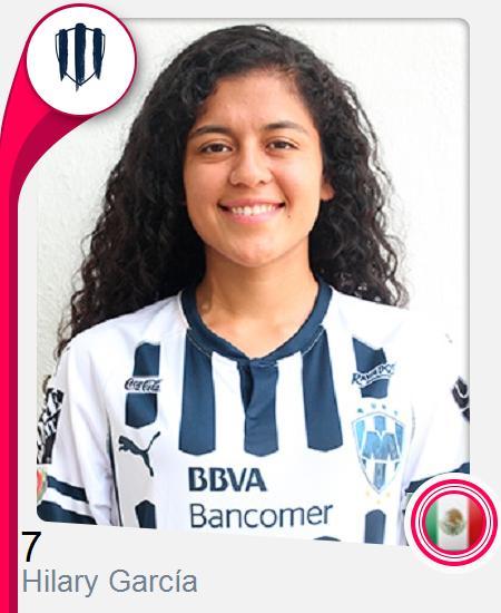 Hilary Margarita García Ruíz