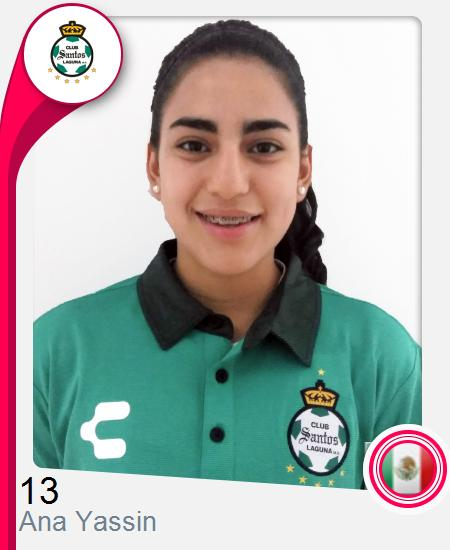 Ana Cristina Yassin Berumen