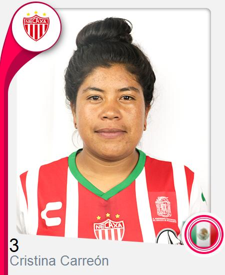 Cristina Carreón Amador