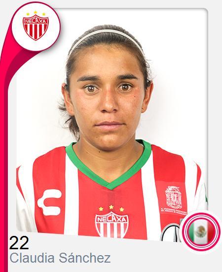 Claudia Magdalena Sánchez Rosas