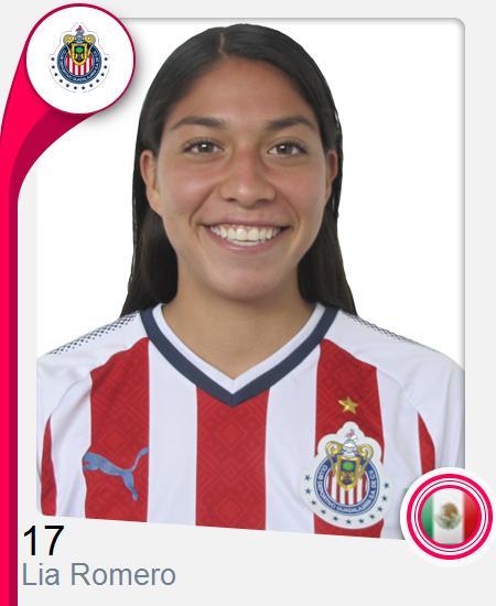Lia Mariel Romero Torres
