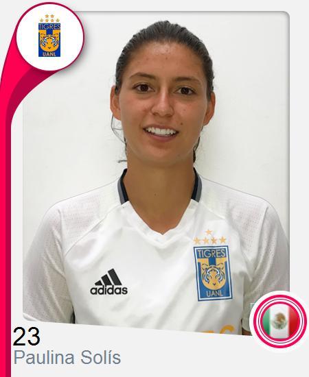 Paulina Lizeth Solís Echeverría