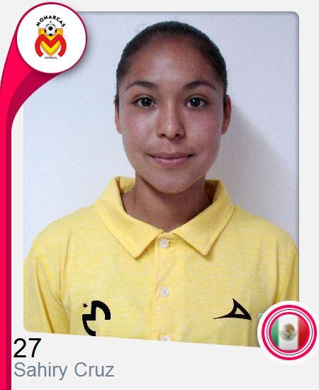 Sahiry Cruz