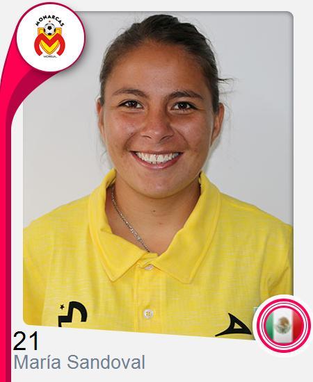 María Fernanda Sandoval Briseño