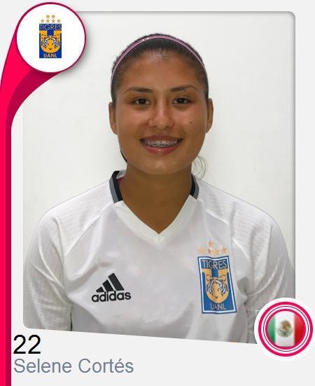 Selene Deyanira Cortés Valero
