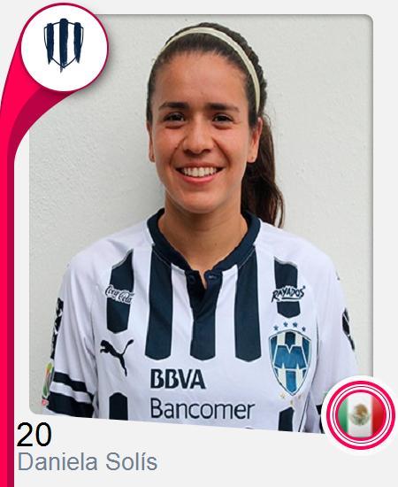 Daniela Lizbeth Solís Contreras