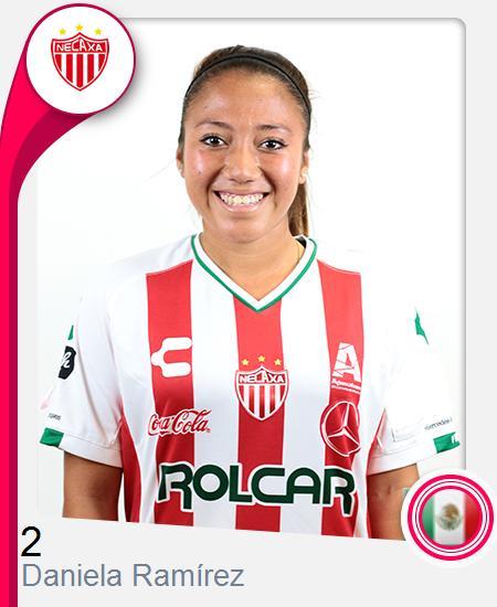 Daniela Raquel Ramírez Córdova