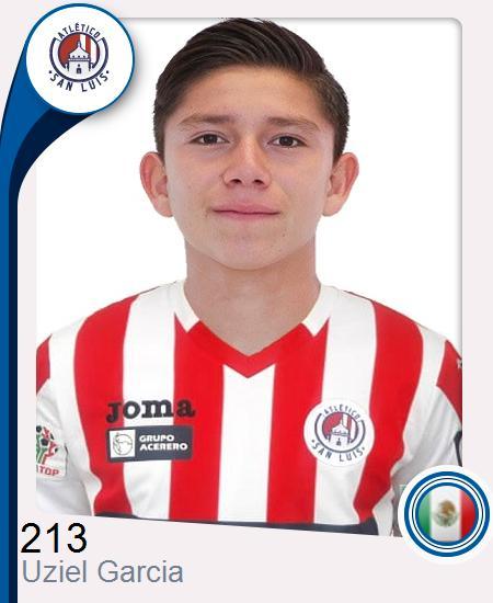 Uziel Amin Garcia Martinez