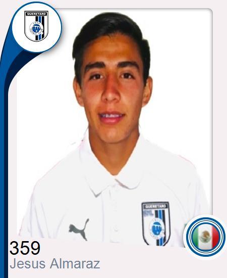Jesús Antonio Almaraz Sandoval