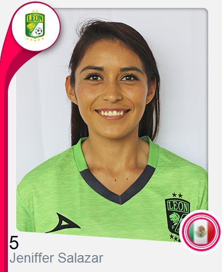 Jeniffer Karla Salazar Romero