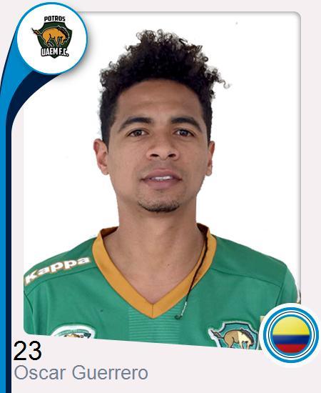 Oscar Darío Guerrero Alvarado