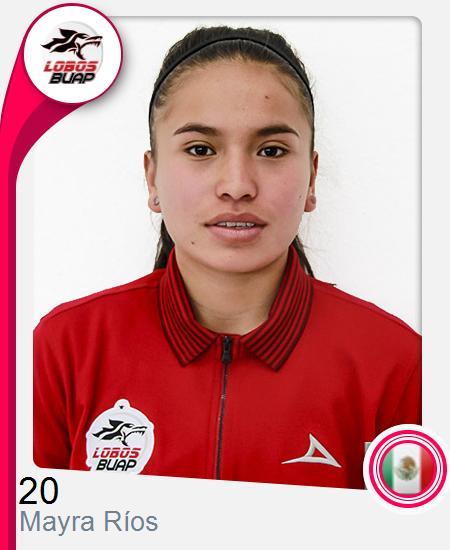Mayra Fernanda Ríos Rodríguez